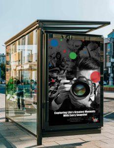 Photography ad