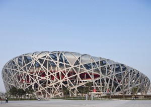 Lubetkin Beijing Stadium