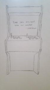 Arcade sketch