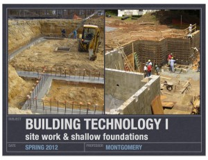 05_site work-shallow foundations_chapter 2