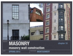 06_masonry wall construction_chapter 10