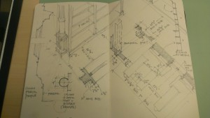 Professor's sketch 3