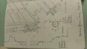 Professor's sketch