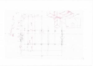 111813_ initial floor plan grid layout