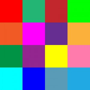 Change-in-hue