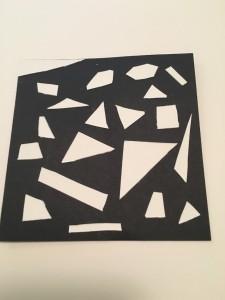 Graphic Design Principles Shape Composition 1d