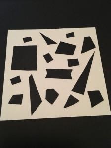 Graphic Design Principles Shape Composition 2c