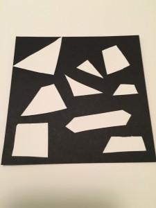 Graphic Design Principles Shape Composition 3b
