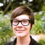 Headshot of Professor Kate Poirier.