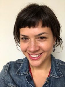 Headshot of Nora Almeida, Instruction Librarian