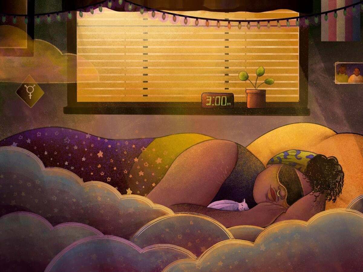 On Burnout, On Rest: Pandemic Pedagogy