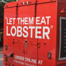 let them eat lobster