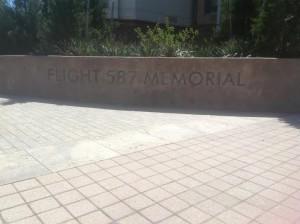 587 memorial