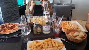 Lunch at Il Giardino