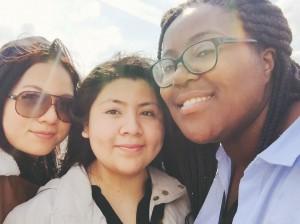 Ya Yun, Me and Tamar