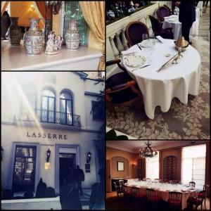 Restaurant LASSERRE...