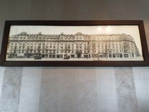 Hotel Ambassador when it first opened in 1917