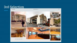 Project Selection (2)