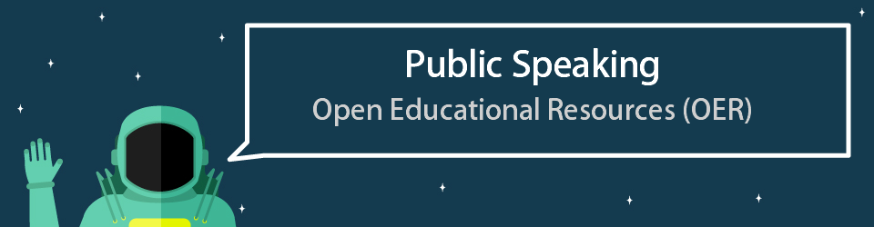 Public Speaking – OER