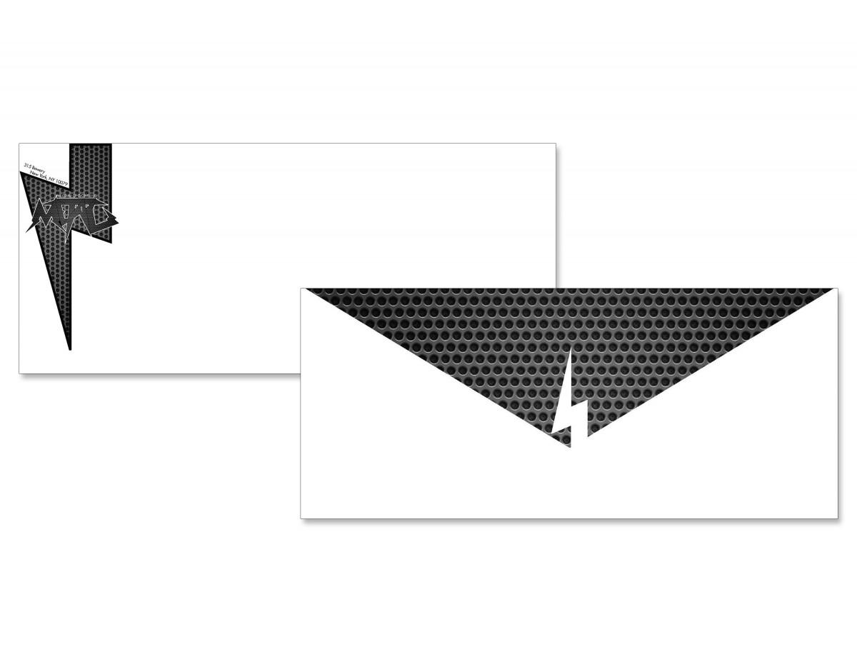 MetalMuseum Envelope