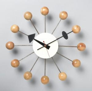 BALL WALL CLOCK, 1949