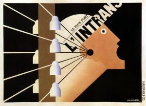 L' Intrans Poster, 1925