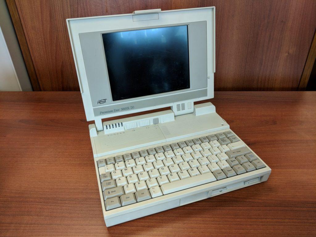 AST Laptop