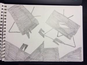 Sketch #1&2
