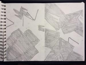 Sketch #3&4