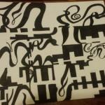 Inked mashup