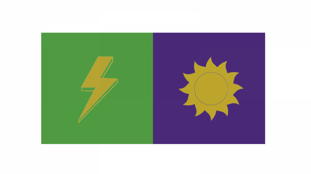 Project 5 lightning and sun png