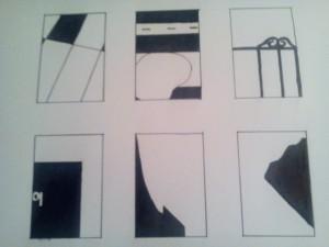 Inked Thumbnails