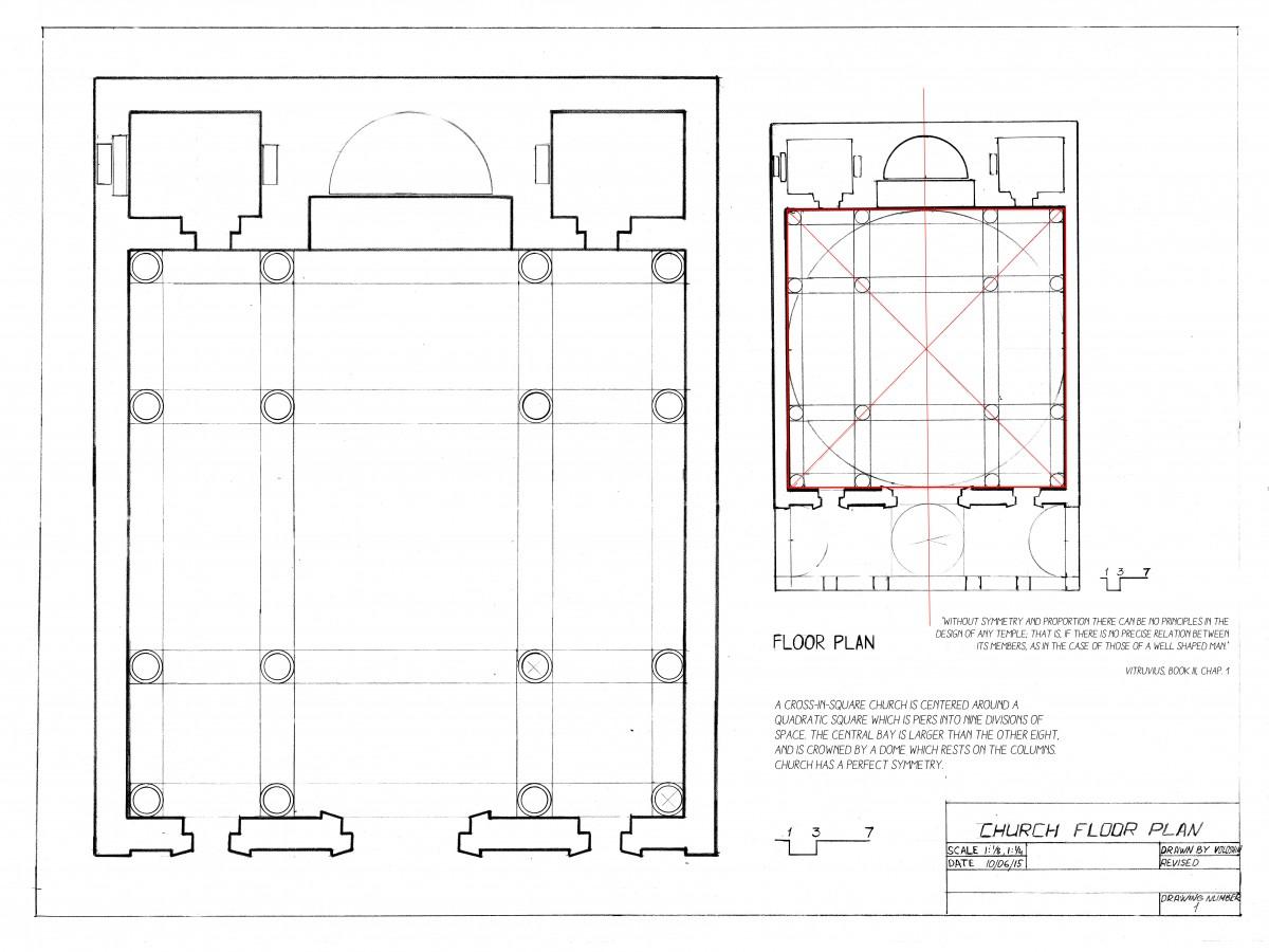ARCH1130_KG_F15_Church floorplan_Voloshin