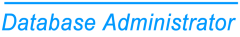 CST 4714: Oracle Database Administration