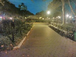Cadman Plaza Park, Brooklyn, New York 2015