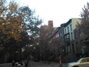 Clark St and Monroe Pl