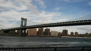 """""""The Manhattan Bridge Daytime"""", Oct 29, 2015"""