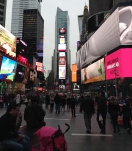 Same old Time Square