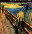 "Detail from Edvard Munch's ""The Scream"""