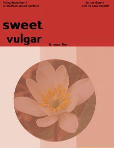sweet-vulgar