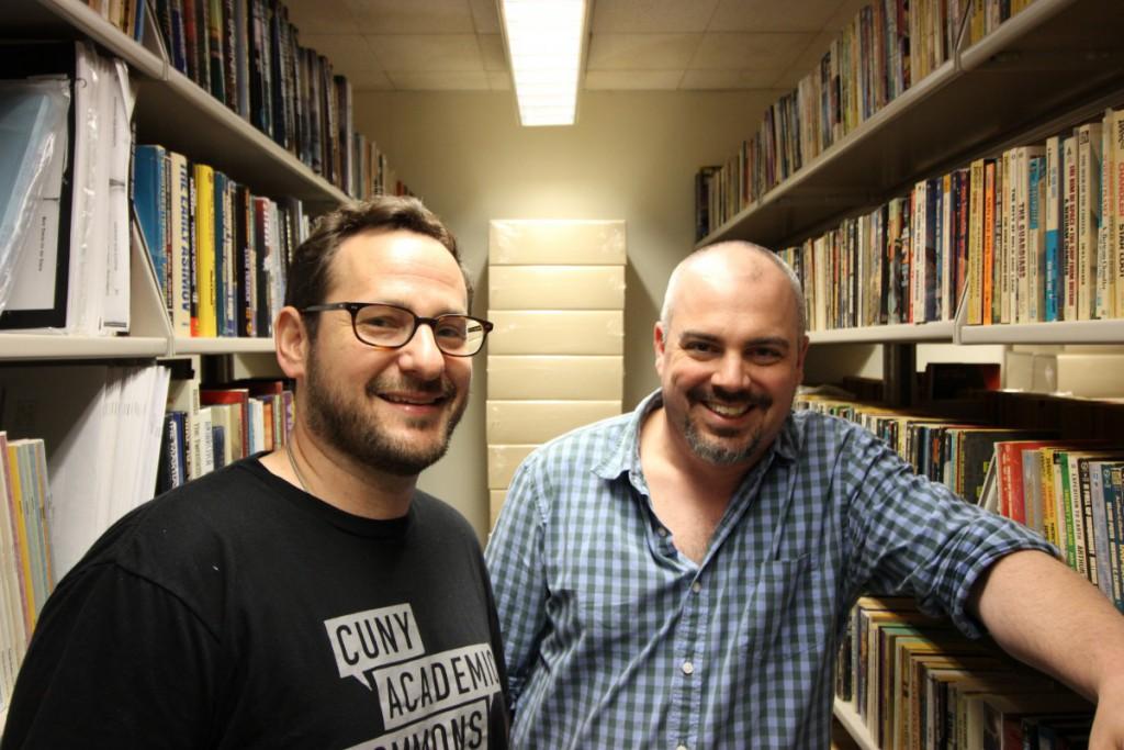 Matt Gold and Patrick Corbett.