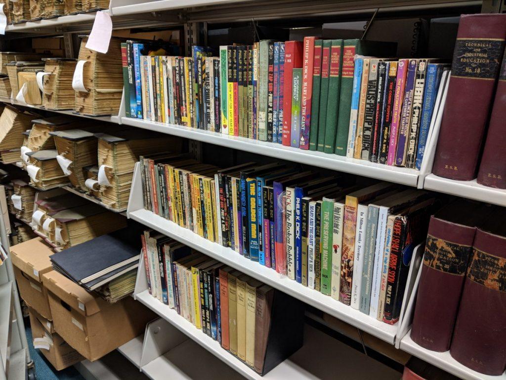 PKD books