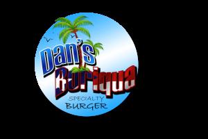 Dan's Boriqua Specialty Burger Logo