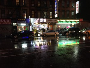 some of the convenience stores on Broadway