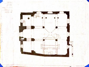 Brooklyn Historical Society floor plan and section_2