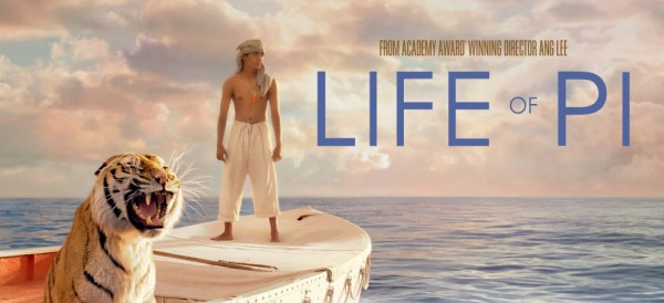 "poster for ""LIFE OF PI"""