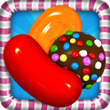 candy crush video game logo