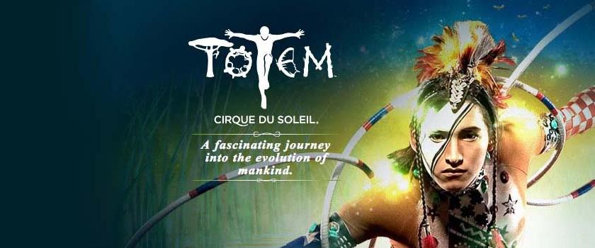 """poster for """"Totem: Cirque du Soleil"""""""