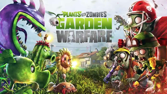 the Garden Warfare video game