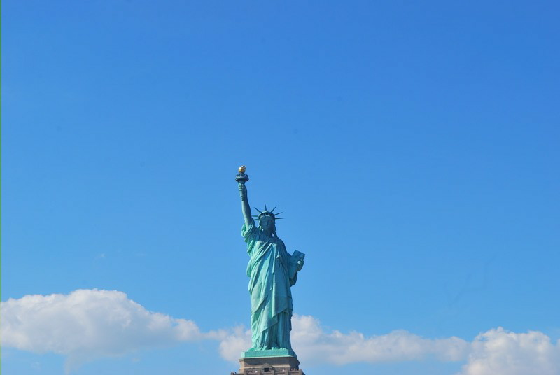 the Statute of Liberty